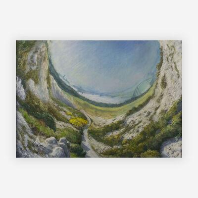Olivier O. Olivier, 'Paysage avec Canal', 1986