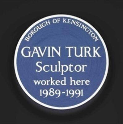 Gavin Turk, 'Cave', 1997