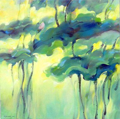 Ou Yang Jiao Jia, 'Lotus in Spring', 2011