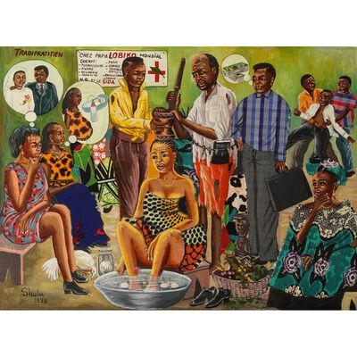 Monsengo Shula, 'Tradipratitien', 1998