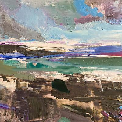 Edwige Fouvry, 'Plages en Irelande', 2019