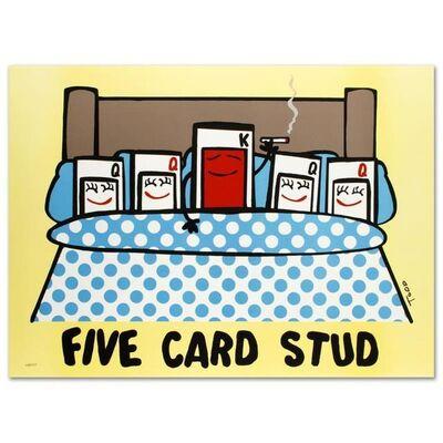 Todd Goldman, 'Five Card Stud', 1990-2020