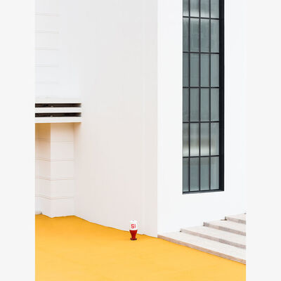 Jan Prengel, 'Graphic Lisbon 03', 2016
