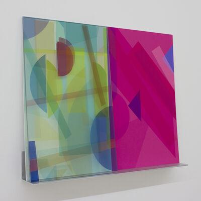 Monika Bravo, 'Arche-Types:Omnia_Lux_Erat', 2015