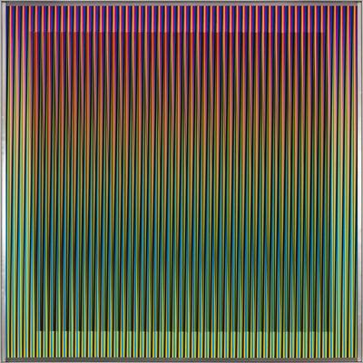 Carlos Cruz-Diez, 'Physichromie Panam 141', 2013