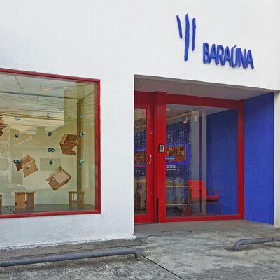 Baraúna at SP-Arte 2016, installation view