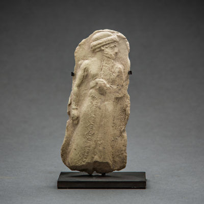 Near Eastern, 'Old Babylonian Moulded Plaque', 2000 BCE-1700 BCE