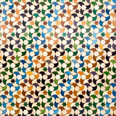 Ben Johnson (b.1946), 'Alhambra 1A', 2016
