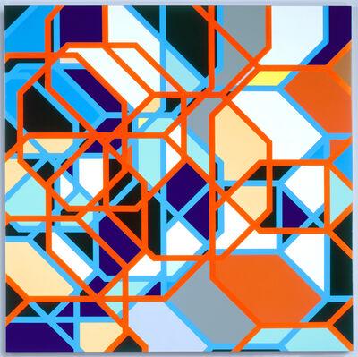 Sarah Morris, '12431 (Los Angeles)', 2005