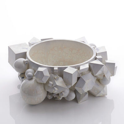 Kate Malone, 'An Embedded Magma Bowl', 2019