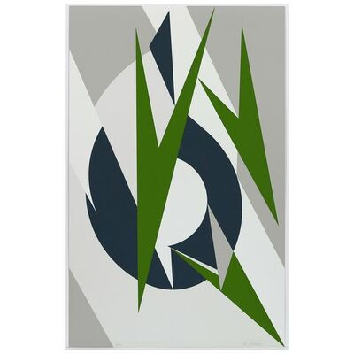 Lee Krasner, 'Embrace for the Olympics', 1974-1976