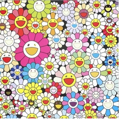 Takashi Murakami, 'Flowers From The Village of Ponkotan'