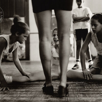 Amy Arbus, 'Cuba Ballet', 2001