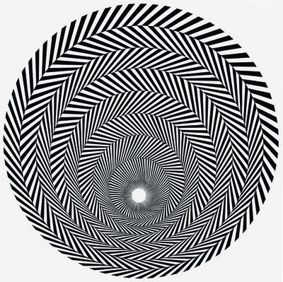 Bridget Riley, 'Blaze 4', 1964