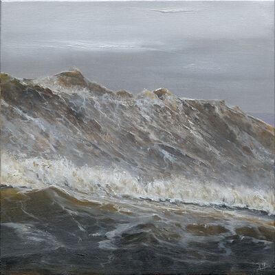 Adam Hall, 'Waves Became Mountains', 2021