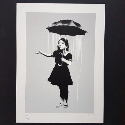 Banksy, 'Nola White Rain', 2008