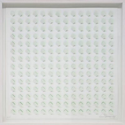 Luis Tomasello, 'ST Verde 3A (green)', 2012