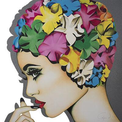 Anja Van Herle, '#Flowerpower',