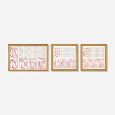 Angelo Testa, 'Untitled (Three Works)', c. 1945