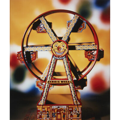 David Levinthal, 'Ferris Wheel from Coney Island Series', 2007