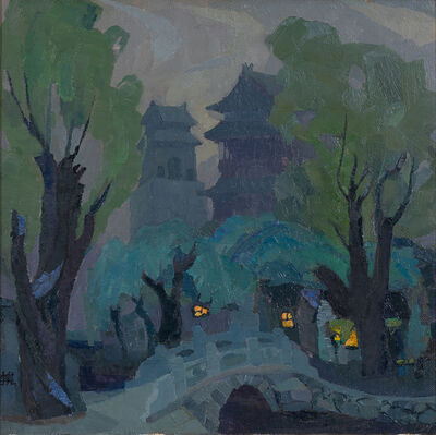 Li Fuyuan, 'Temple'
