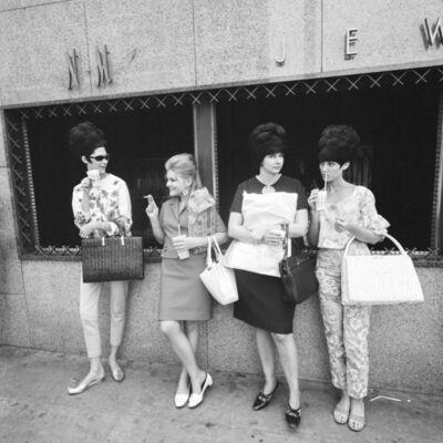 Mario Carnicelli, 'Neiman Marcus, Dallas', 1967