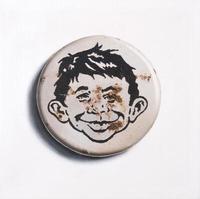 Lucas Price, 'Boy's face', 2014-2016