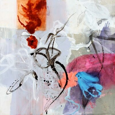 Allison Stewart, 'Wild Rose', 2015