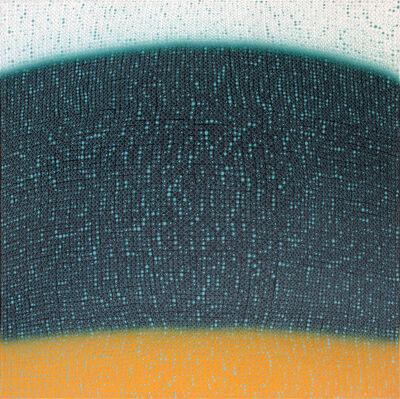 Teo Gonzalez, 'Arch Horizon - Double Hill 4 Painting', 2017