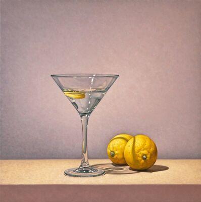 Tom Gregg, 'Two Lemons and Martini'