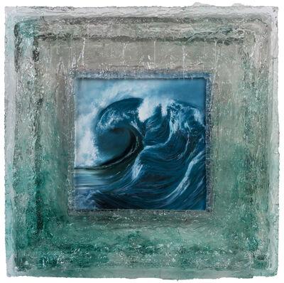 Zhengyuan Lu, 'Roaring Wave No. 10', 2017