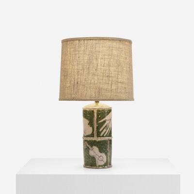 Guido Gambone, 'Table Lamp', c. 1955