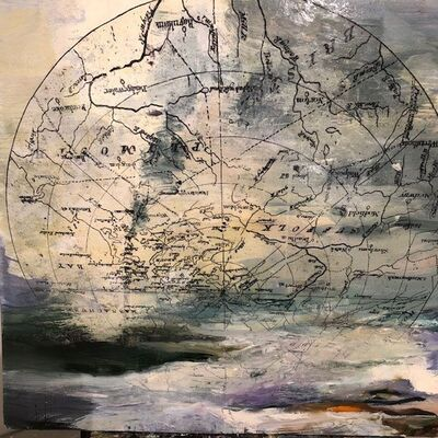 Ilana Manolson, 'Navigating True Noth', 2020