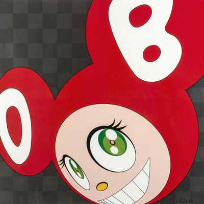 Takashi Murakami, 'AND THEN, AND THEN, AND THEN, AND THEN, AND THEN, RED', 2011