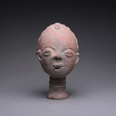 Unknown Asante, 'Asante Terracotta Head', 19th Century AD to 20th Century AD