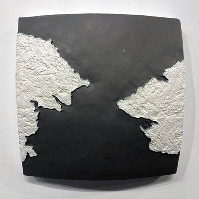 Gregor Turk, 'Choke II: Bering Strait (Siberia & Alaska)', 2021