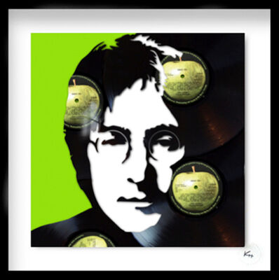 Keith Haynes, 'John Lennon - Shaved Fish'