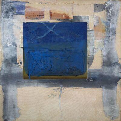 Frank Wimberley, 'Blue Patch', 1998