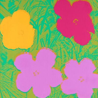 Andy Warhol, 'Flowers II.68', 1970