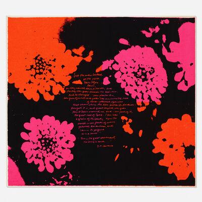 Corita Kent, 'in touch', 1969
