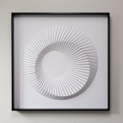Yossi Ben Abu, 'Eclipse D White', 2018