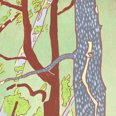 Meredith Nemirov, 'Gray Tree', 2014