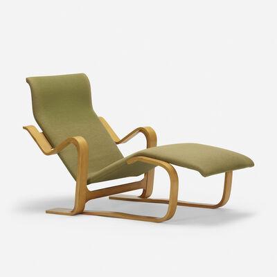Marcel Breuer, 'Long chaise', c. 1935