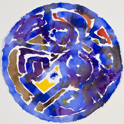 Harold Klunder, 'Blue Water for Kenojuak I', 2010