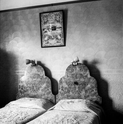 David Goldblatt, 'The bedroom of Ozzie and Sarah Docrat before its destruction under the Group Areas Act, Fietas, Johannesburg. 1977', 1977