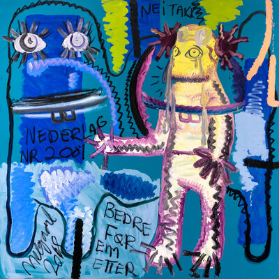 Bjarne Melgaard, 'Untitled', 2018
