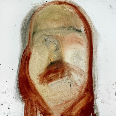 Mani Vertigo, 'My Face Today', 2017