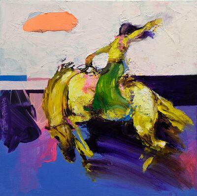 Rocky Hawkins, 'She Can Ride', 2020