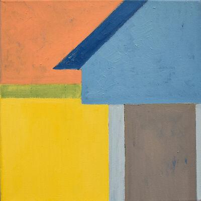 Adrianne Lobel, 'Blue/Yellow 2', 2018