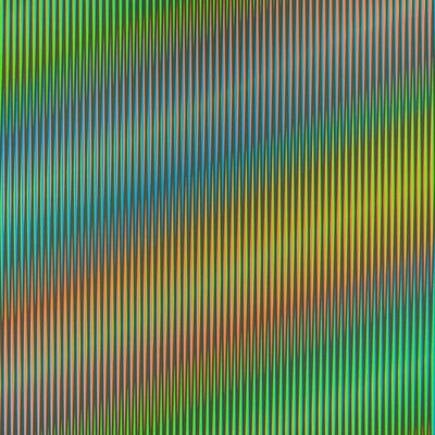 Carlos Cruz-Diez, 'Week Series - Tuesday', 2013